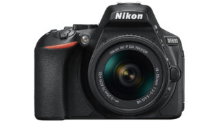 Nikonの新機種「D5600」が発表!旧機種と比較してみた