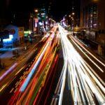 車のライトを光跡にして撮影する為に必要な3つのアイテムと5つのポイント