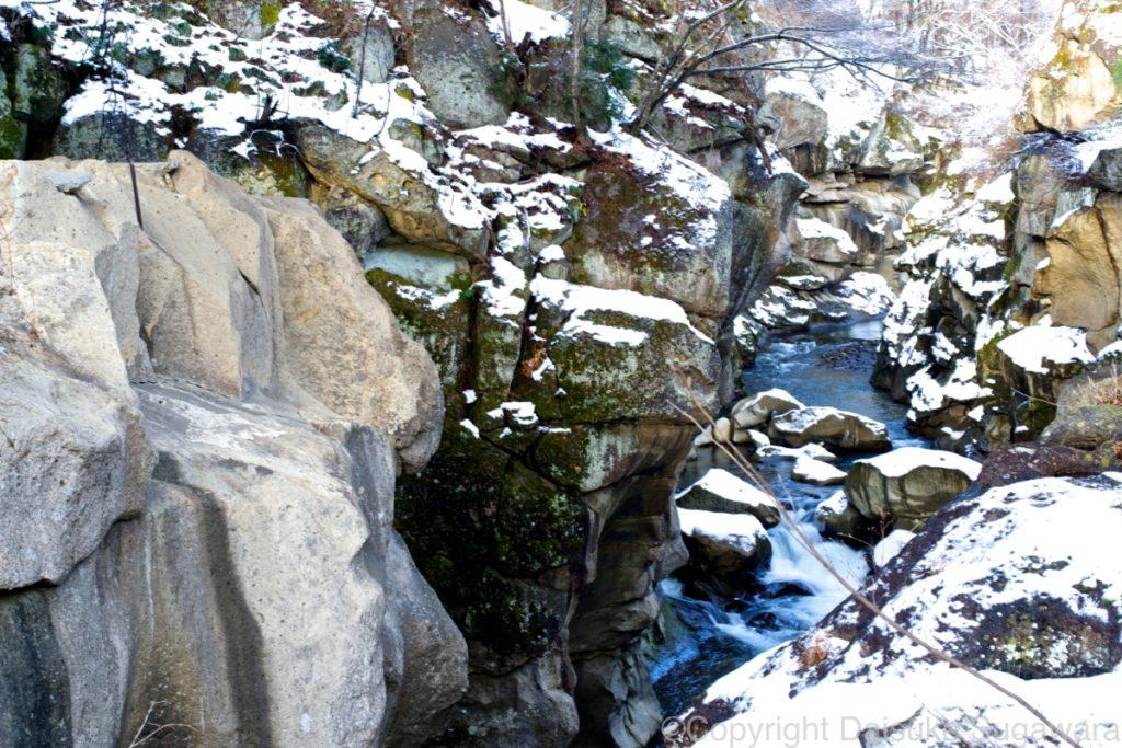 冬の磊々峡3