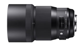 SIGMA 135mm F1.8 DG HSMの発売日が4月7日に決定