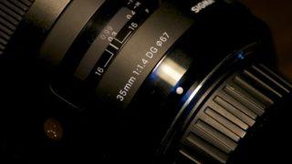 キレッキレの解像度番長『SIGMA 35mm F1.4 DG HSM』をレビュー