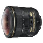 ニコンが新レンズ「AF-S Fisheye NIKKOR 8-15mm f/3.5-4.5E ED」を発表!旧レンズなどと比較してみた