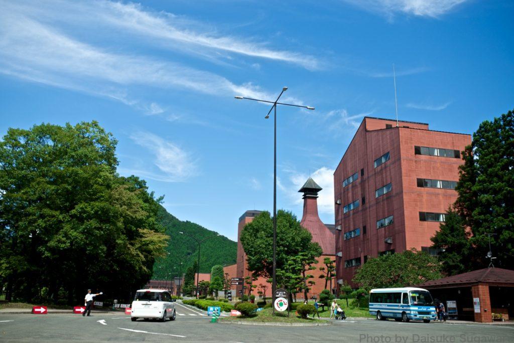 ニッカウイスキー仙台工場