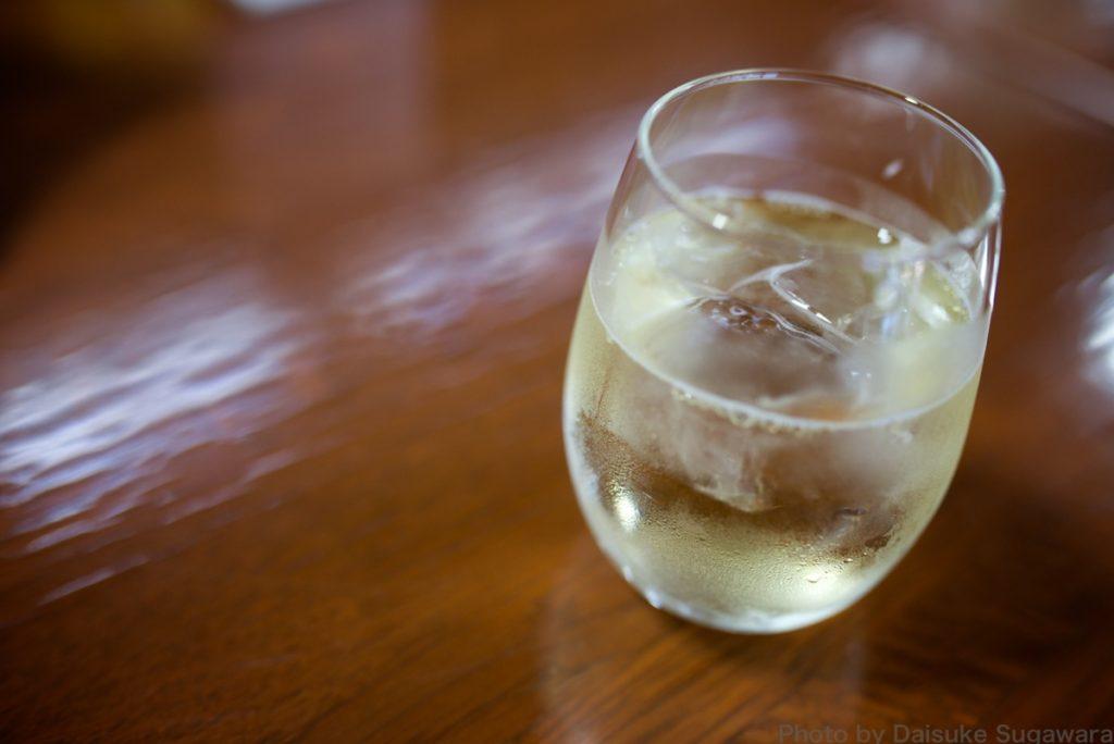 ニッカウイスキー仙台工場での試飲ウイスキー