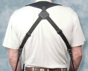 op/tech Dual Harness背面
