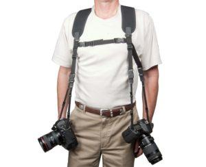 op/tech Dual Harness